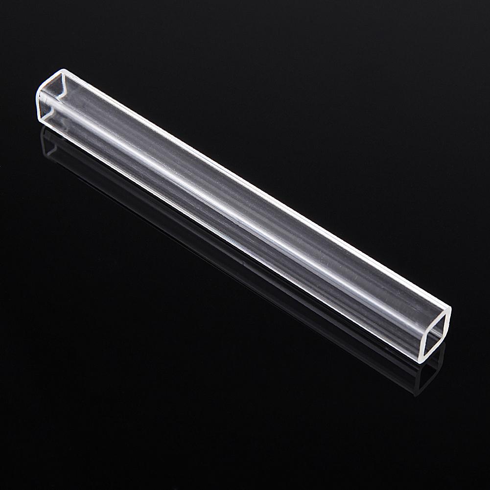 方型和扁口玻璃管